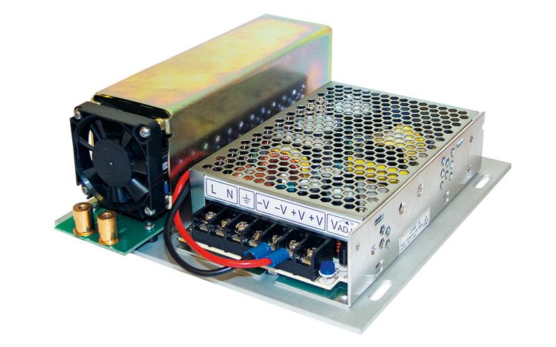 CW mode laser diode driver LDD-40-4