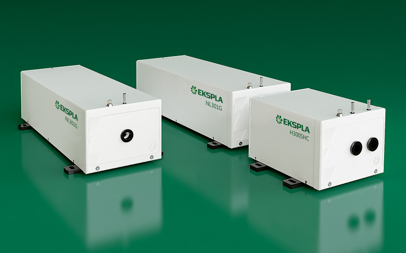 NL300 series nanosecond flash-lamp pumped Q-switched NdYAG lasers