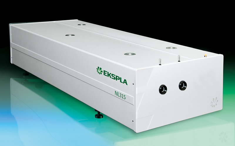 NL310 series high energy nanosecond q-switched NdYAG lasers