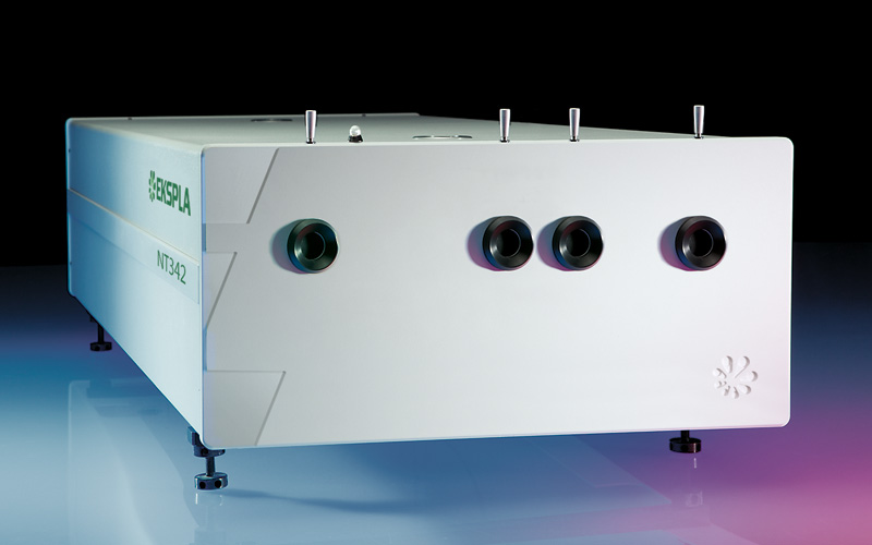NT342 series High Energy broadly tunable Lasers