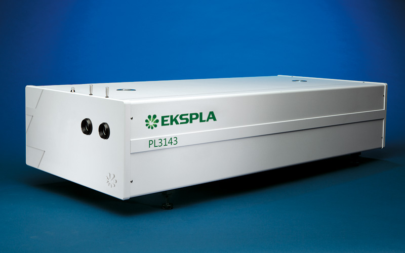 PL3140 series picosecond mode-locked NdYLF laser