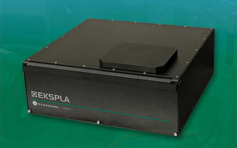 T-SPEC series real-time terahertz spectrometer