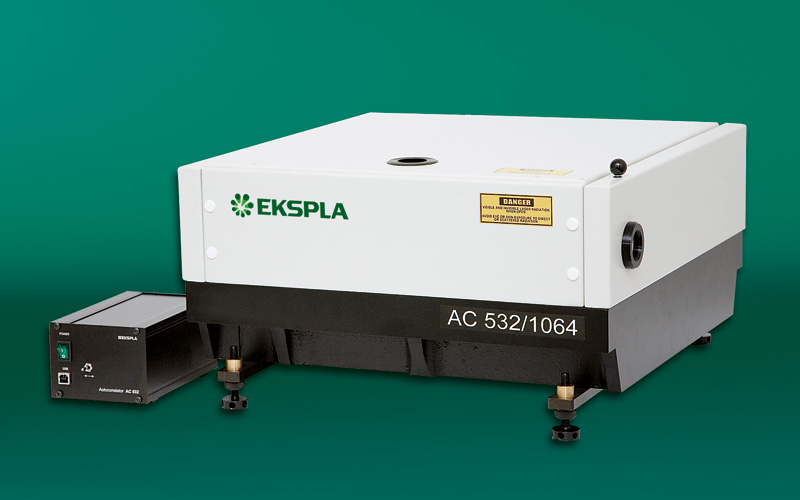 AC series scanning autocorrelator