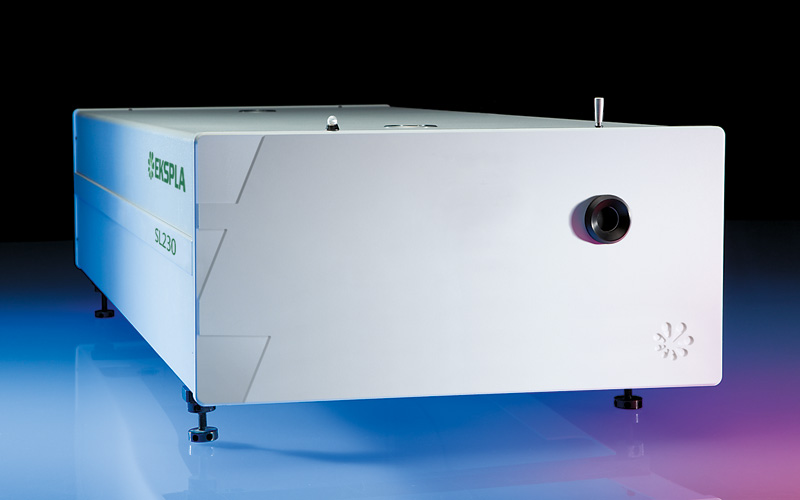 SL230 series SBS compressed Nd:YAG laser