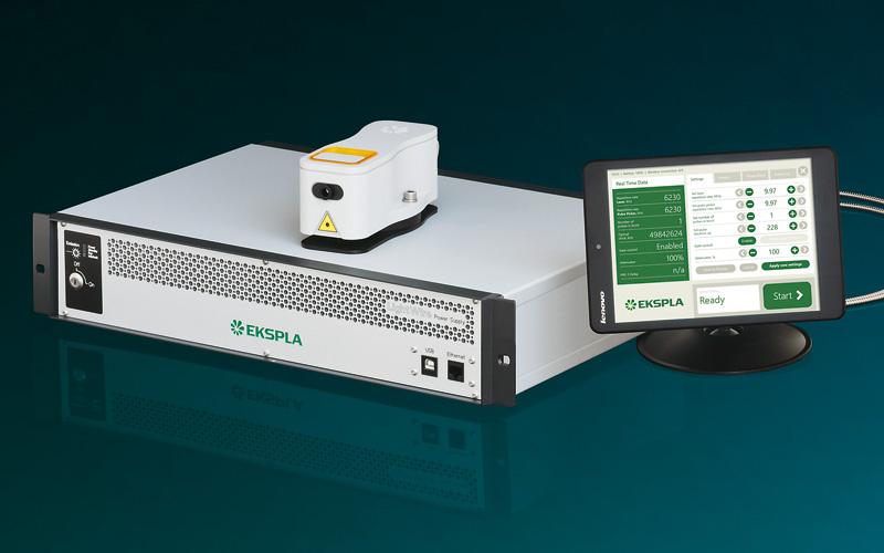 LightWire FF200 compact femtosecond fiber laser
