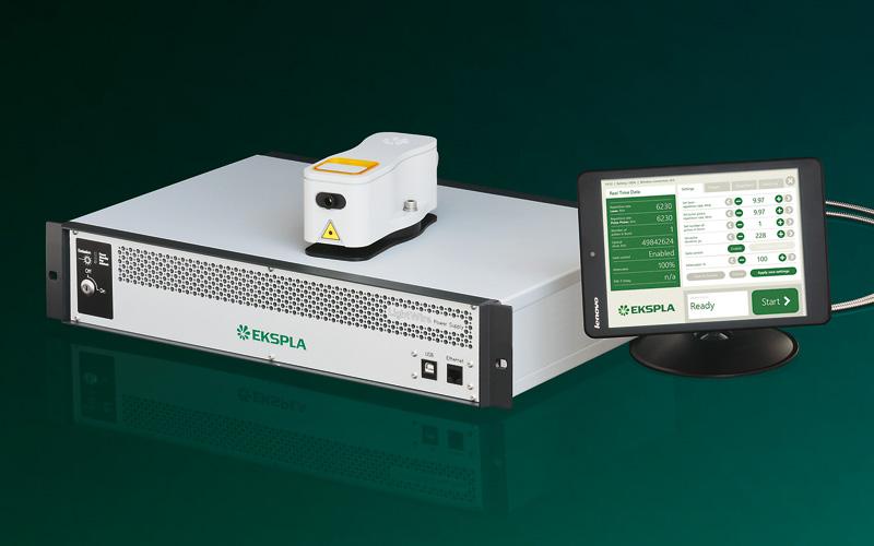 LightWire FP200 picosecond fiber laser
