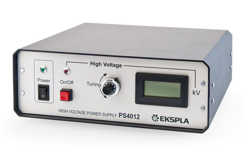 High Voltage Power Supply PS4012 for Pockels Cell Drivers