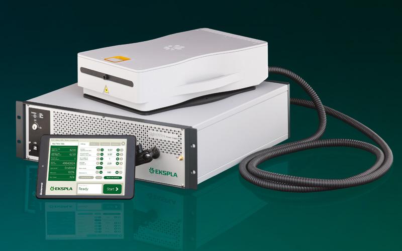 FemtoLux 3 femtosecond microjoule class fiber laser