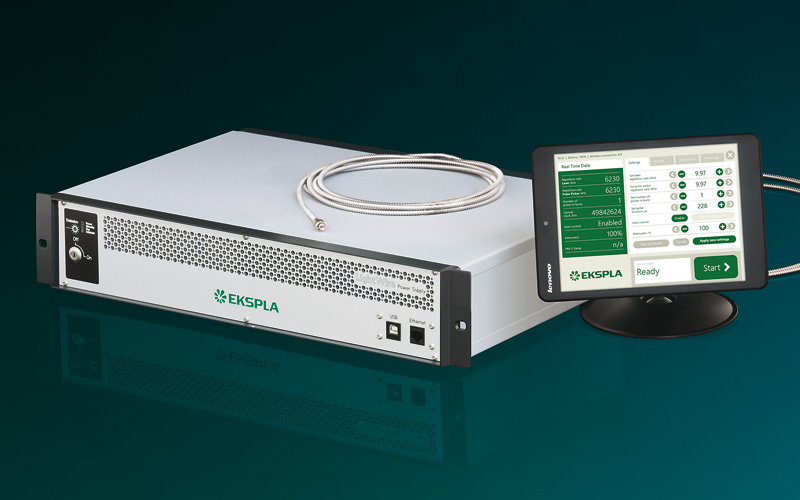 LightWire FPS series Compact Fiber Seeders for Picosecond Lasers