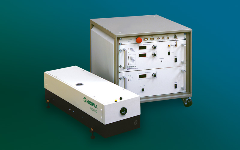 NL300D series double pulse PIV lasers