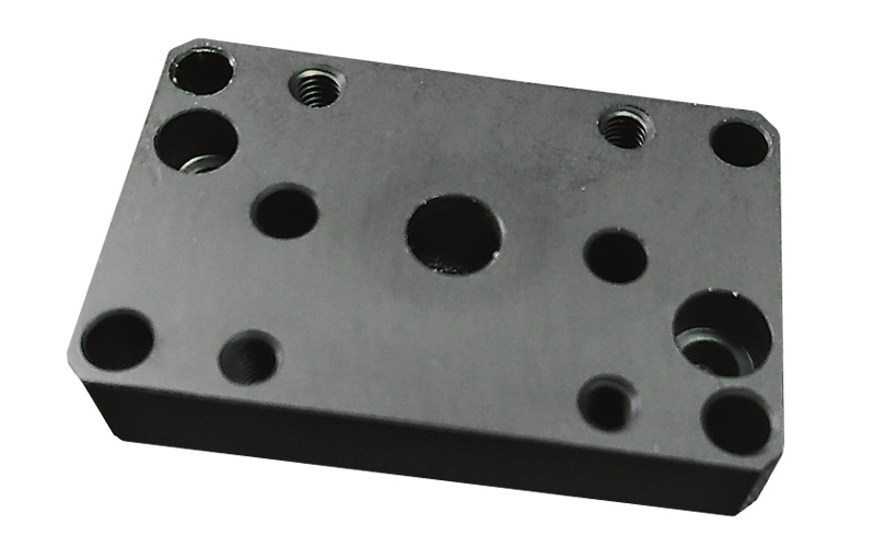 Adapter H4 for KK1 mounting on tilt stage